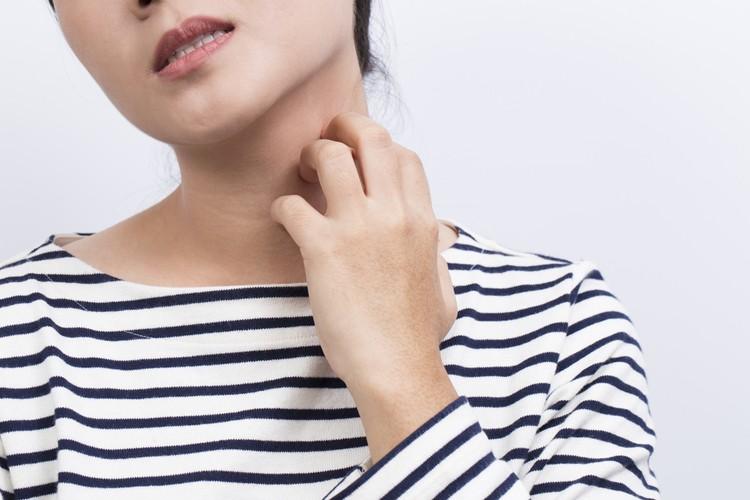 汗による皮膚トラブルの対処法