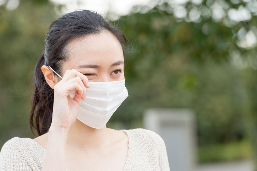 耳 花粉 が かゆい 症